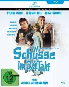 Schüsse im 3/4 Takt (Blu-ray), Blu-ray Disc