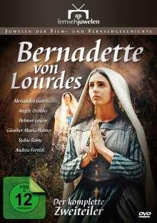 Bernadette von Lourdes, DVD