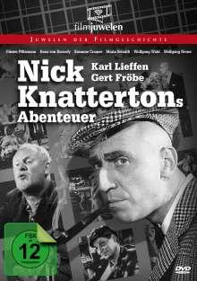 Nick Knattertons Abenteuer, DVD