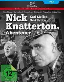 Nick Knattertons Abenteuer (Blu-ray), Blu-ray Disc
