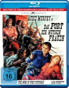 Das Fort der mutigen Frauen (Blu-ray), Blu-ray Disc