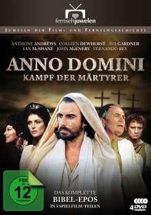 Anno Domini - Kampf der Märtyrer, 5 DVDs