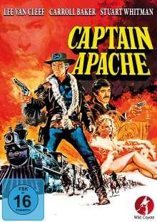 Captain Apache, DVD