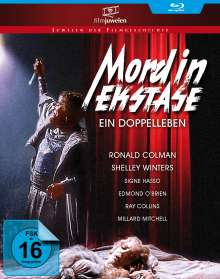 Mord in Ekstase (Ein Doppelleben) (Blu-ray), Blu-ray Disc