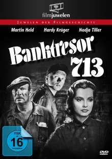 Banktresor 713, DVD