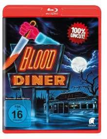Blood Diner (Blu-ray), Blu-ray Disc