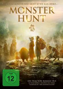 Monster Hunt, DVD