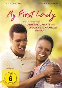 My First Lady, DVD