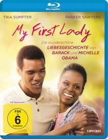 My First Lady (Blu-ray), Blu-ray Disc