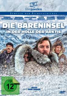 Die Bäreninsel in der Hölle der Arktis, DVD