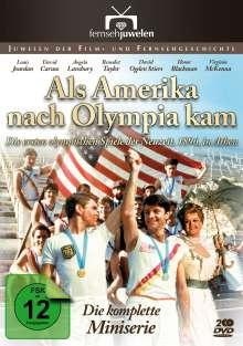 Als Amerika nach Olympia kam - Die ersten Olympischen Spiele der Neuzeit,1896, in Athen, 2 DVDs