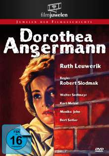 Dorothea Angermann, DVD