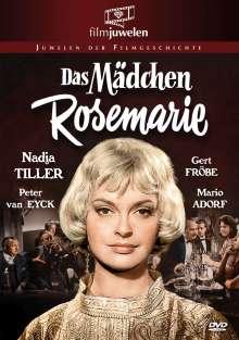 Das Mädchen Rosemarie (1958), DVD