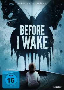 Before I Wake, DVD