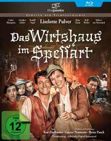 Das Wirtshaus im Spessart (Blu-ray), Blu-ray Disc
