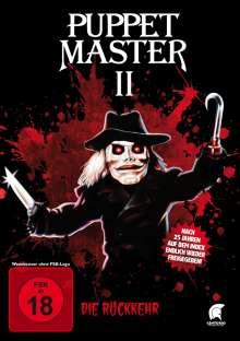 Puppet Master 2 - Die Rückkehr, DVD