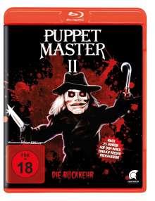 Puppet Master 2 - Die Rückkehr (Blu-ray), Blu-ray Disc