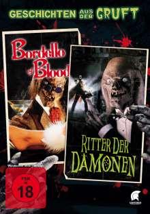 Geschichten aus der Gruft: Ritter der Dämonen / Bordello of Blood, 2 DVDs