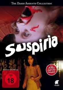 Suspiria (1977), DVD