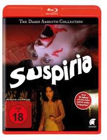 Suspiria (1977) (Blu-ray), Blu-ray Disc