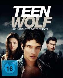 Teen Wolf Staffel 1 (Blu-ray), 3 Blu-ray Discs