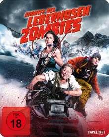 Angriff der Lederhosenzombies (Blu-ray), Blu-ray Disc