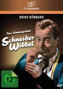 Schneider Wibbell (Das Sonntagskind), DVD