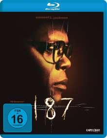 187 - Eine tödliche Zahl (Blu-ray), Blu-ray Disc