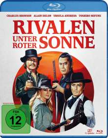 Rivalen unter roter Sonne (Blu-ray), Blu-ray Disc