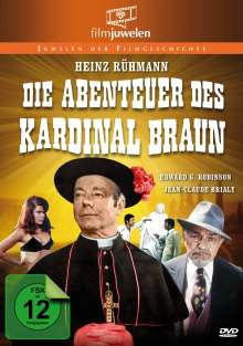 Die Abenteuer des Kardinal Braun, DVD