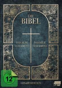 Die Bibel (Gesamtedition), 17 DVDs