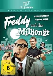 Freddy und der Millionär, DVD
