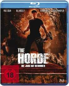 The Horde (Blu-ray), Blu-ray Disc