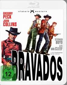 Bravados (Blu-ray), Blu-ray Disc