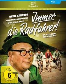 Immer die Radfahrer (Blu-ray), Blu-ray Disc