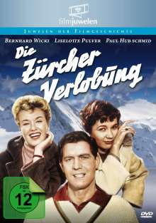 Die Zürcher Verlobung (1957), DVD