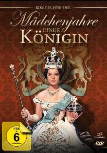 Mädchenjahre einer Königin, DVD