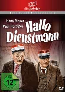 Hallo Dienstmann, DVD