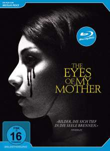 The Eyes of My Mother (Blu-ray), Blu-ray Disc