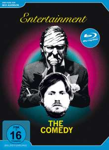 Entertainment / The Comedy (OmU) (Special Edition) (Blu-ray), Blu-ray Disc