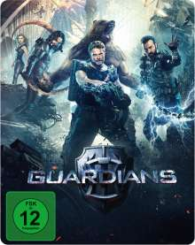 Guardians (Blu-ray im Steelbook), Blu-ray Disc