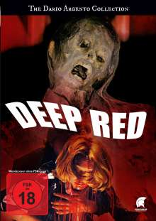Deep Red, DVD