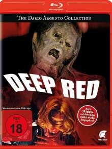 Deep Red (Blu-ray), Blu-ray Disc