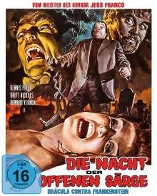 Die Nacht der offenen Särge (Blu-ray), Blu-ray Disc