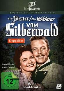 Der Förster vom Silberwald / Der Wilderer vom Silberwald, 2 DVDs