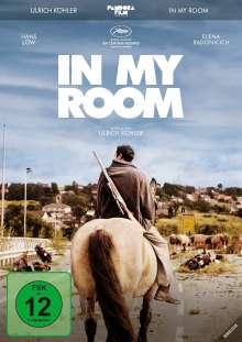 In My Room, DVD