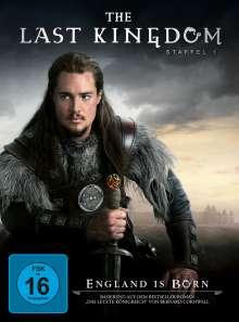 The Last Kingdom Staffel 1, 4 DVDs