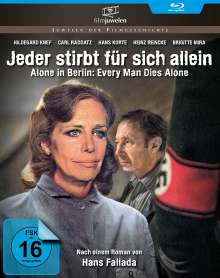 Jeder stirbt für sich allein (1975) (Blu-ray), Blu-ray Disc