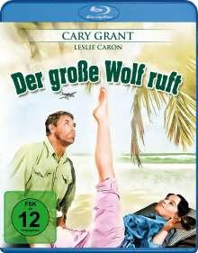 Der große Wolf ruft (Blu-ray), Blu-ray Disc
