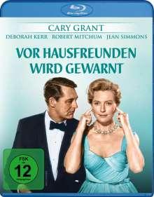 Vor Hausfreunden wird gewarnt (Blu-ray), Blu-ray Disc